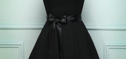 rochie neagră