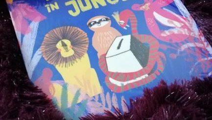 carti pentru copii jungla