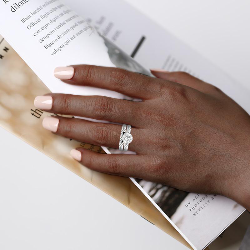 bijuterii de nunta, inel de logodna, seturi pentru mirese, verghete